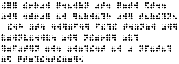 Phono Braille by Istana-Hutan