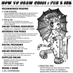 How to Draw Chibi Otakon 2011 by Tsubasa-No-Kami