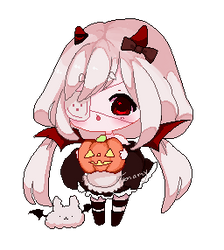 Happy Halloween! by Tanamyyy