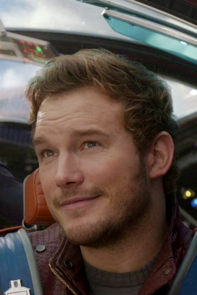 Space Naps (Peter Quill/Star-Lord x Reader) by Wulferious on