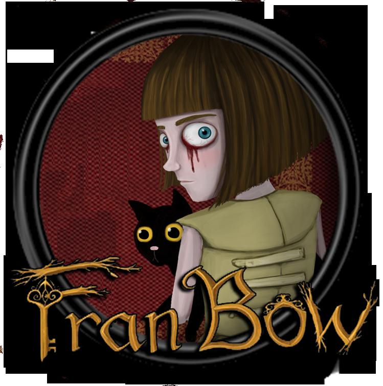 Fran Bow Icon by EzeVig on DeviantArt: ezevig.deviantart.com/art/fran-bow-icon-556805430