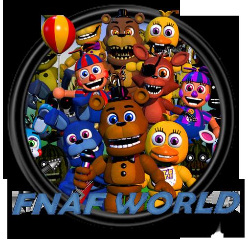 Fnaf world app | FNAF world update 2, 3 download  2019-05-02