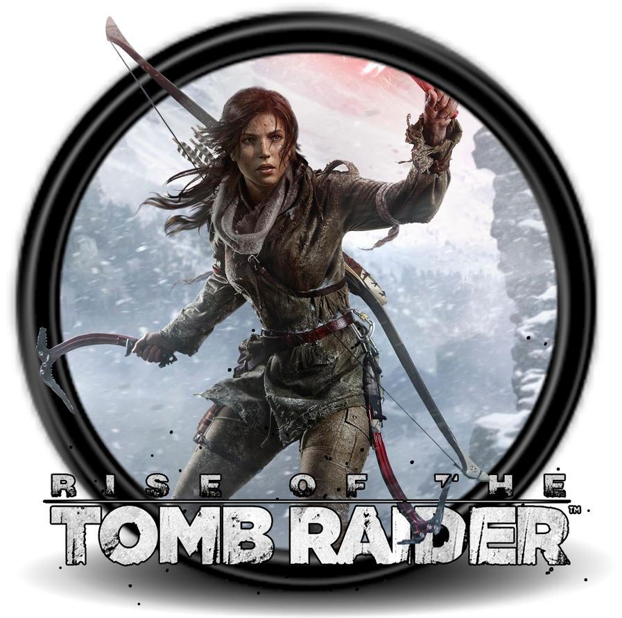 Tomb Rider Wallpaper: Rise Of The Tomb Raider Icon By EzeVig On DeviantArt