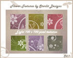Flower Textures: Set 1