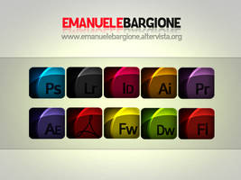 AdobeIcon - PackOf10Icon by ManuTheGraphic