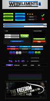 Web Elements Professional by ManuTheGraphic
