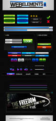 Web Elements Professional by ManuTheGraphic