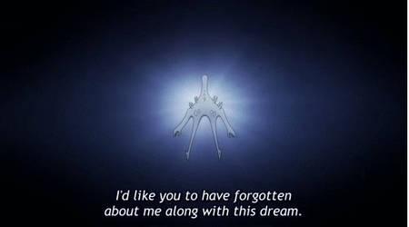 Migi Says Goodbye by otakubishounen