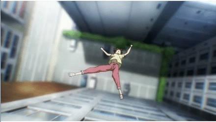 Shinichi vs. Uragami by otakubishounen