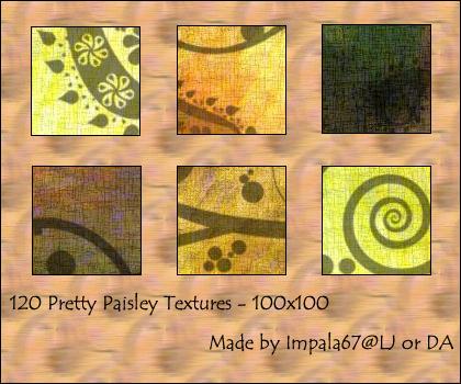Pretty Paisley by impala67