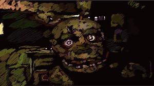 Springtrap Rotoscope Animation
