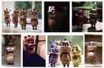 Freddy Fazbear Figurines (SOLD OUT)