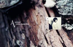 amana2 CD Art Display