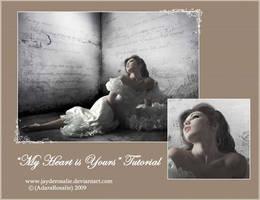 'My Heart Is yours' Tutorial by AdaraRosalie