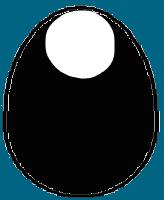 Shugo Chara OC egg by MikasaReptitan