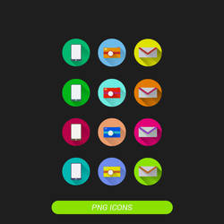 PNG Icons