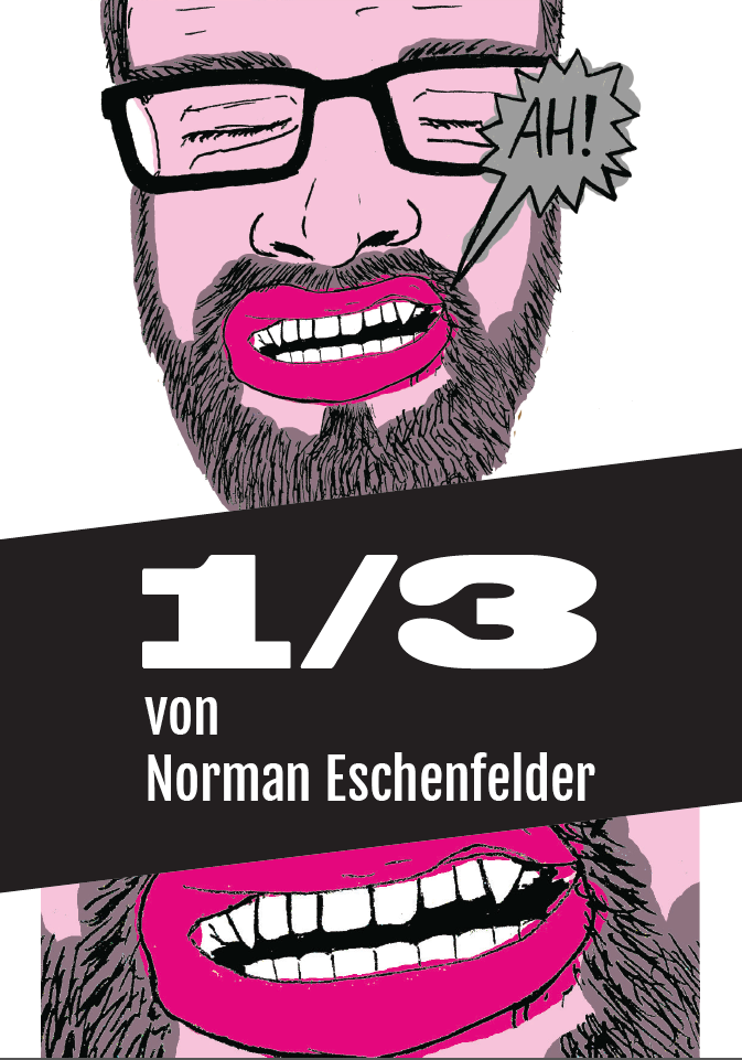 Norman Eschenfelder - Das erste Drittel by Eschenfelder