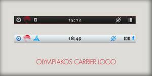 Olympiakos carrier logo