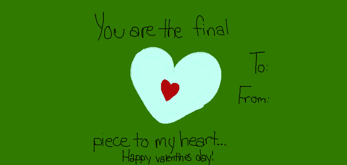 Legend of Zelda Valentines Day Card by Madeline-Williams1 on ...