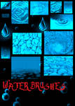 Water Brushes PS7