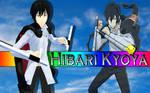 MMD Hibari Kyoya + DL