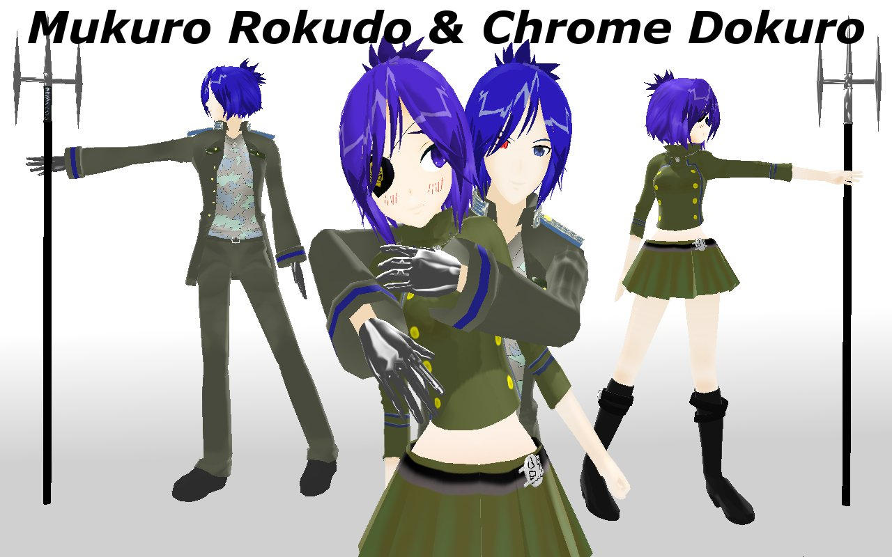 Mmd Skins Download