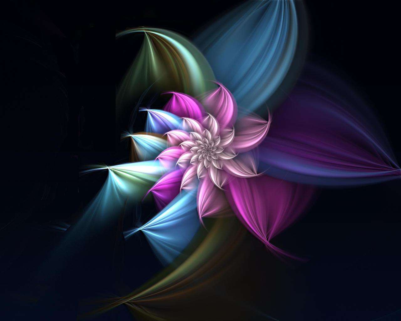 Pink Dahlia by Frankief