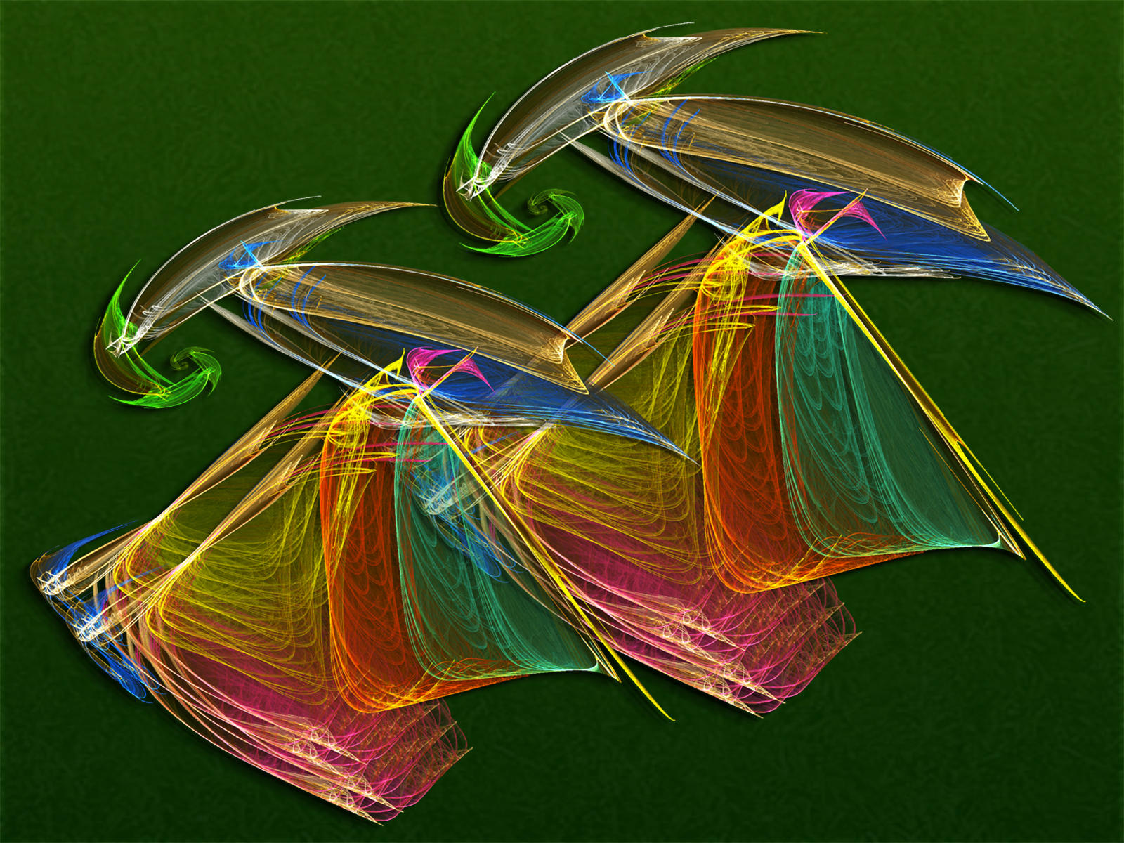 Grasshoppers by Frankief