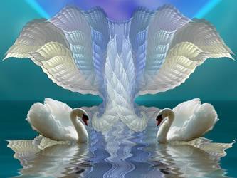 SwanLake by Frankief