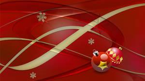 Christmas RedGlass by Frankief