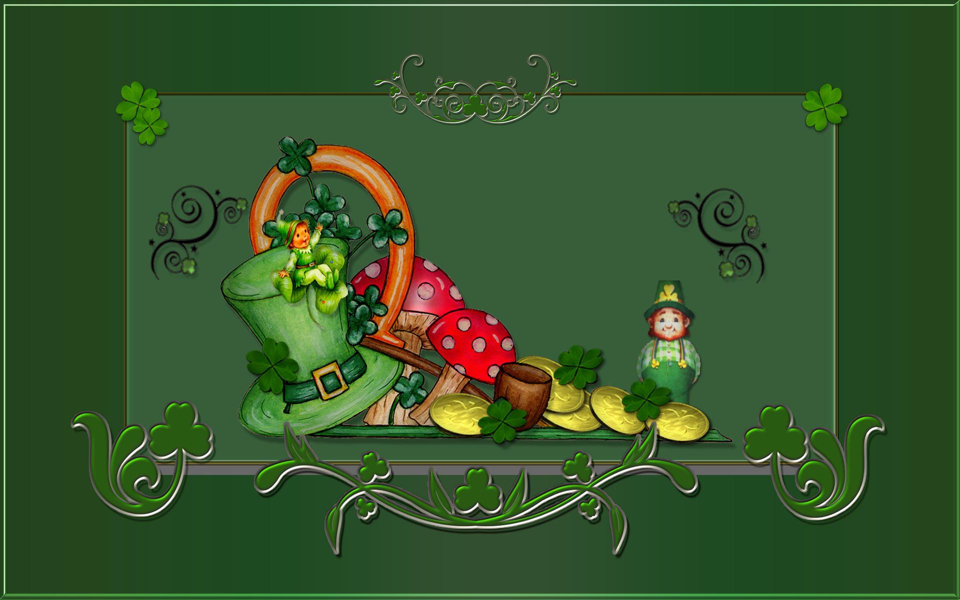 Leprechaun Majik 2 By Frankief On Deviantart