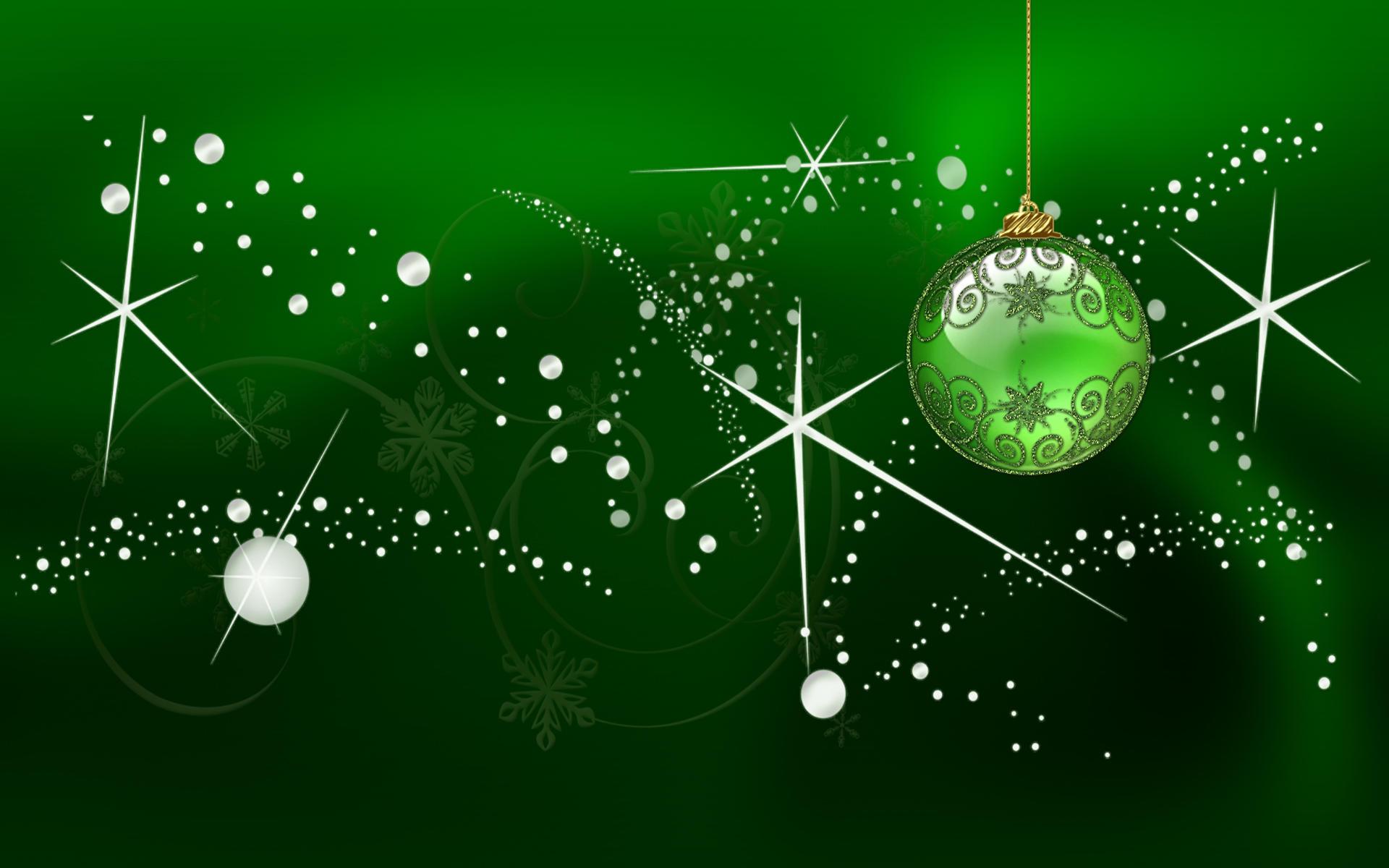 green christmas wallpaper - photo #6