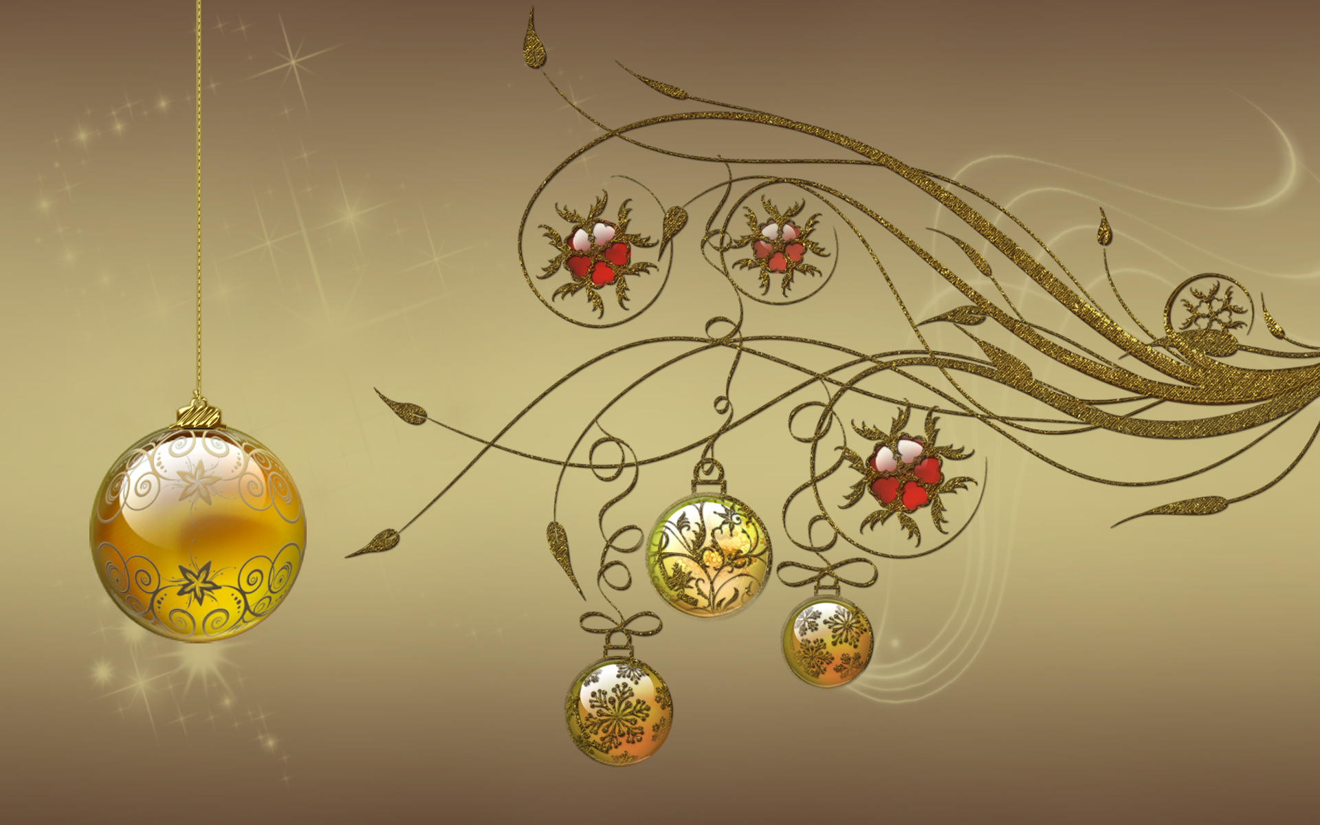 Christmas Gold 2010 by Frankief