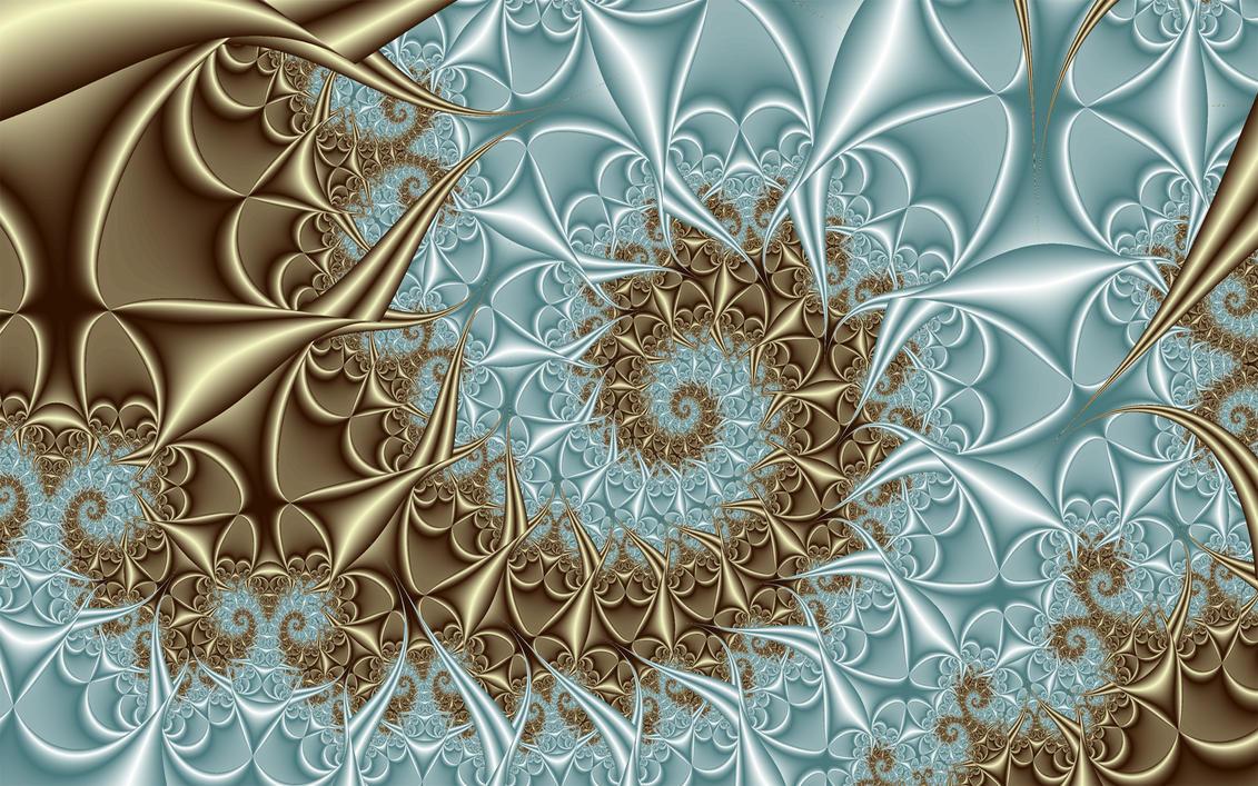 Golden Threads by Frankief