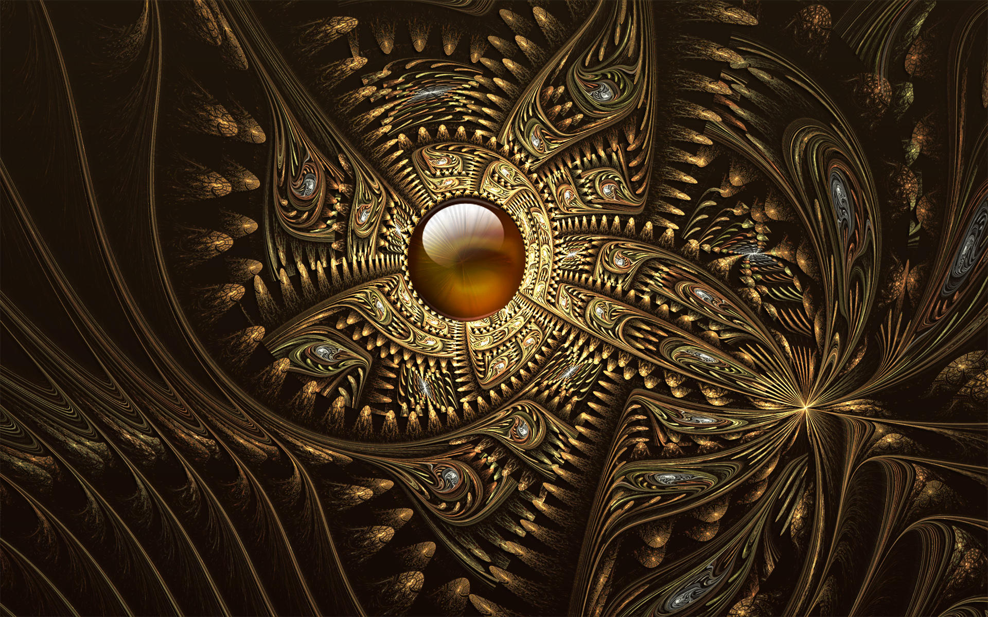 Gold Craft by Frankief