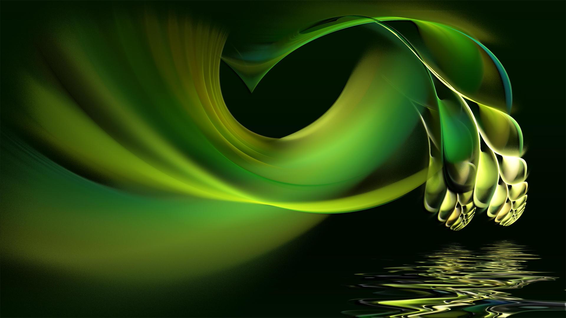 Emerald Sea by Frankief