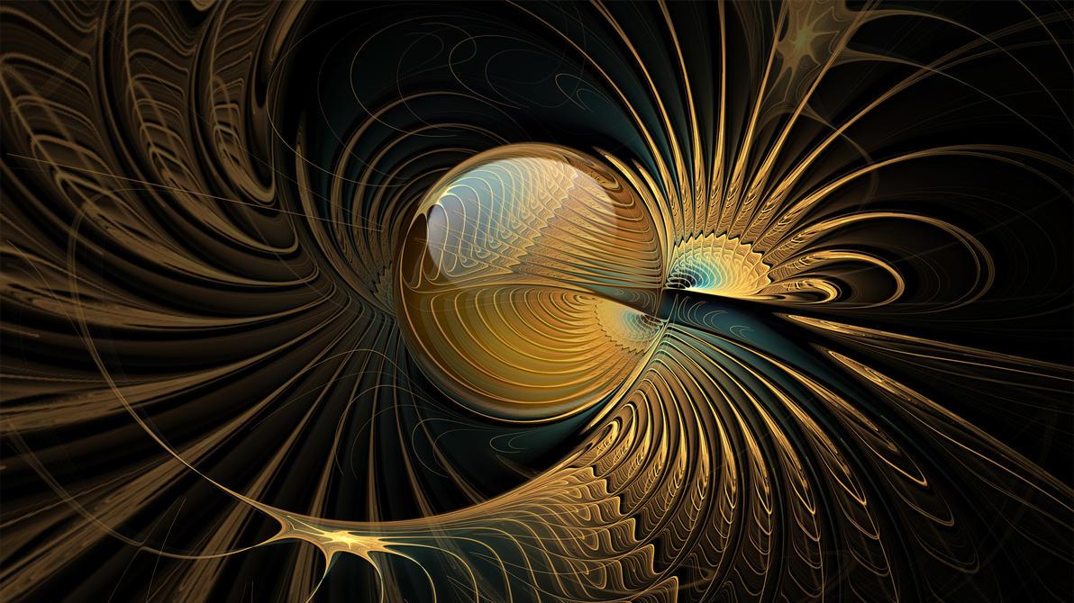 Golden Spine by Frankief