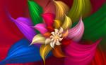 Satiny Bloom