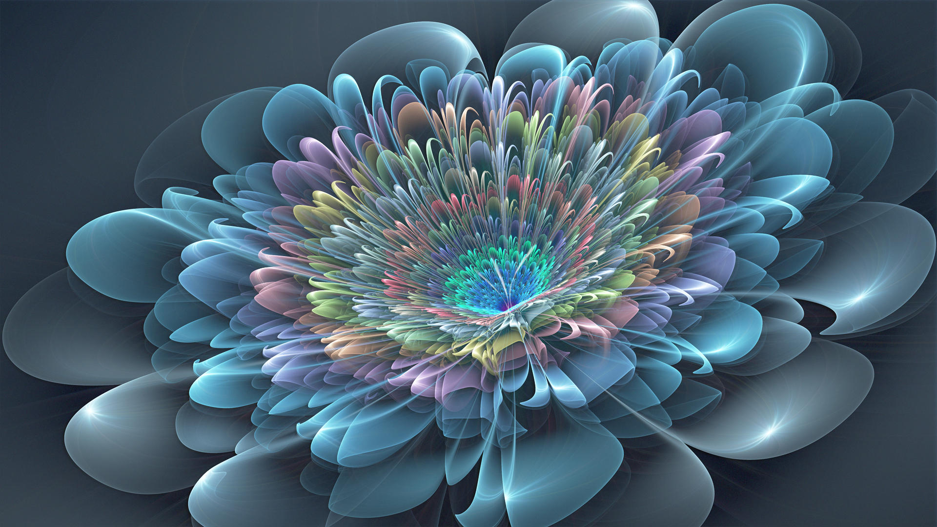 Multifacet Flower by Frankief