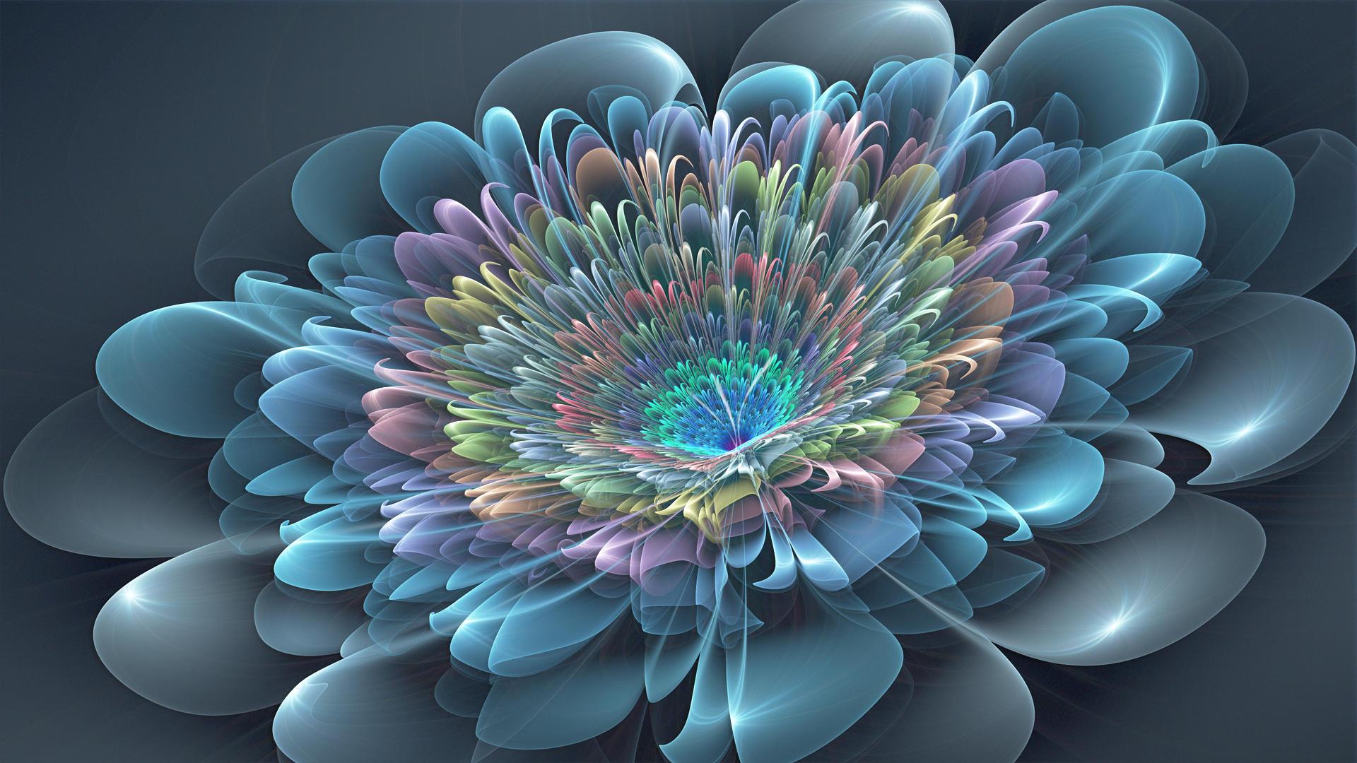 Multifacet Flower by Frankief