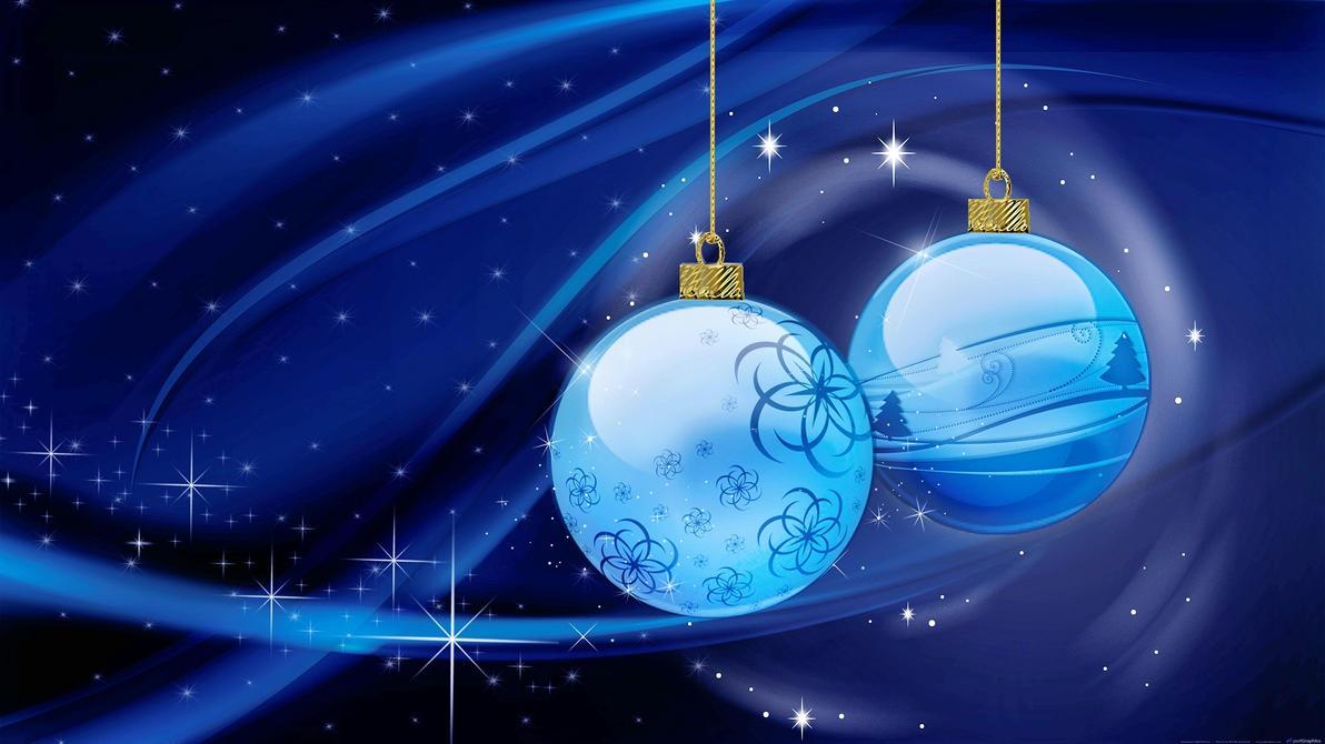 Christmas Blu 2011 by Frankief