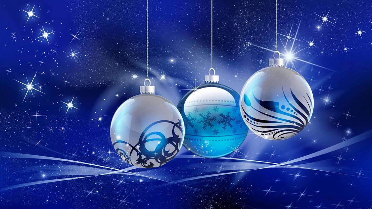 Christmas White Shine by Frankief