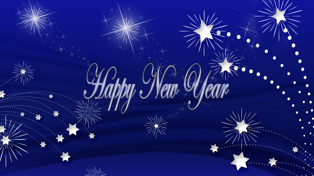 Happy New Year 2011 by Frankief