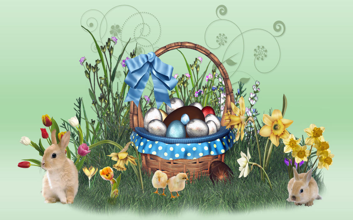 Easter 2012 by Frankief