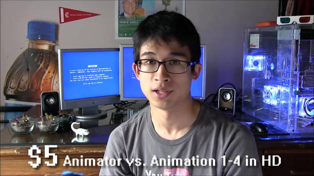 Animator vs. Animation IV Official Kickstarter!!