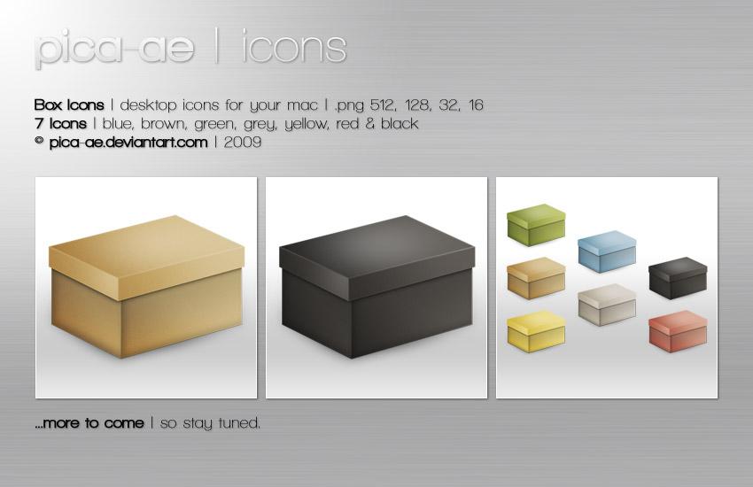 Box Icons