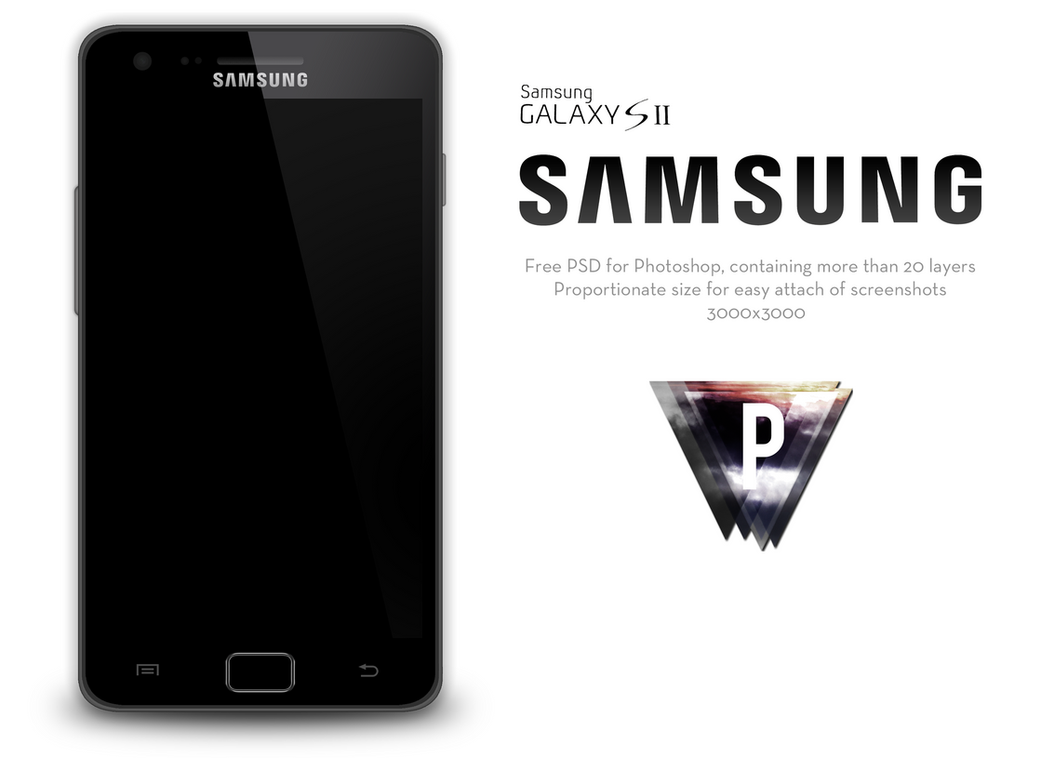 Samsung Galaxy S2 PSD by pethey