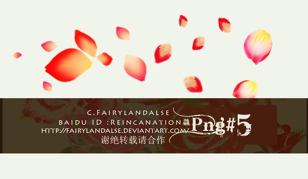 Petal pngs#5 by Fairylandalse