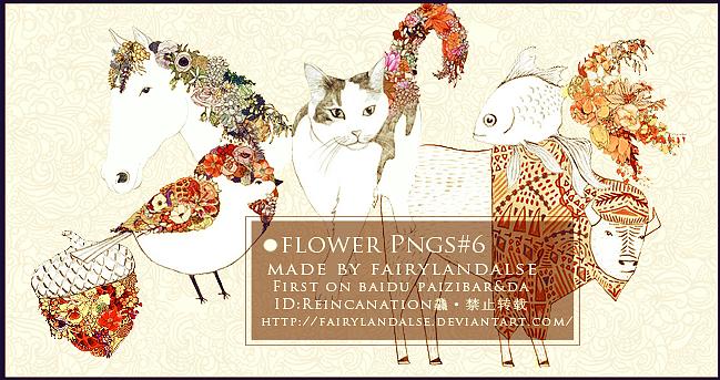 PNGS*6 by Fairylandalse