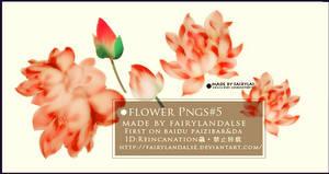 FLOWER PNGS#4